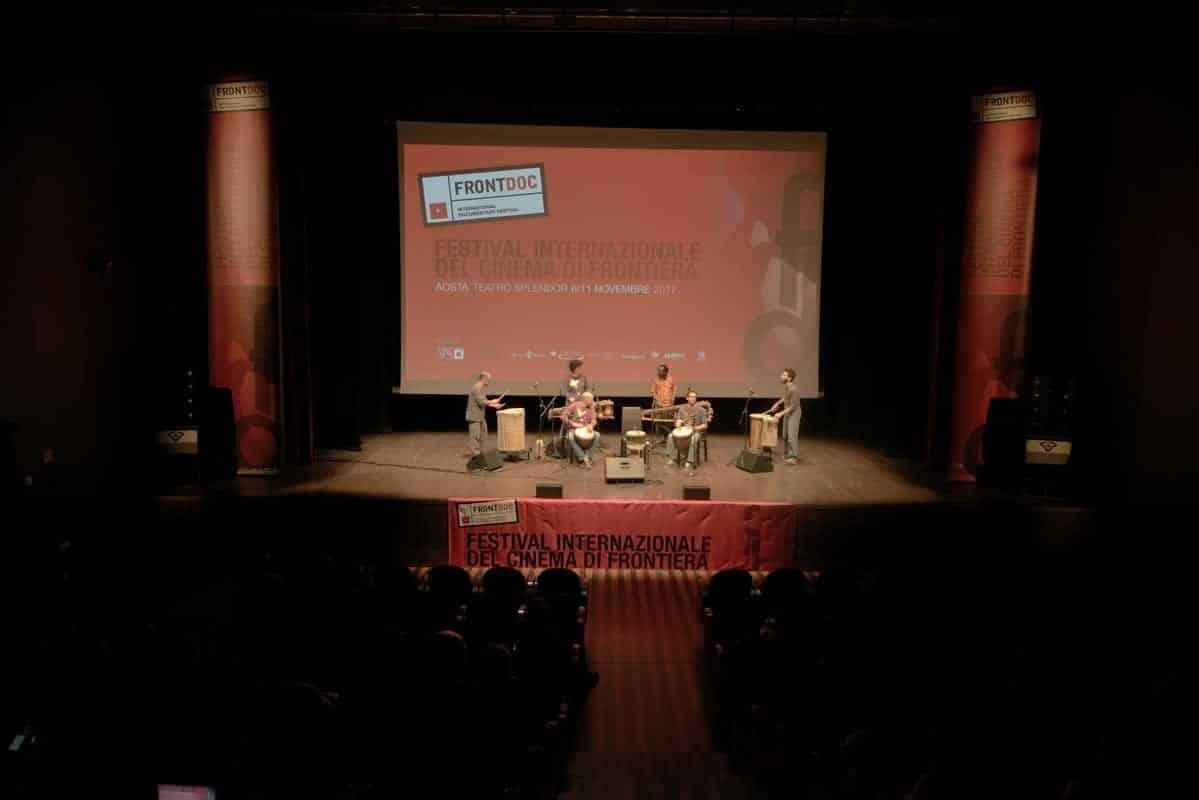 Frontdoc - International Documentary Festival