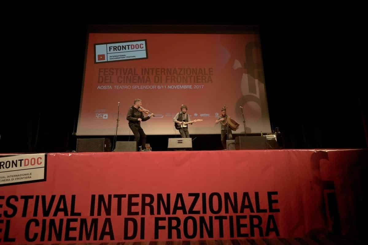 Frontdoc - International Documentary Festival
