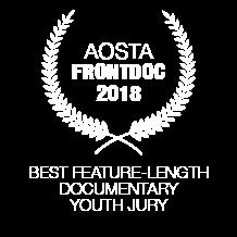 Premio Giuria Giovani al miglior lungometraggio 2018