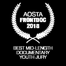 Premio Giuria Giovani al miglior mediometraggio 2018