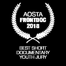 Premio Giuria Giovani al miglior cortometraggio 2018