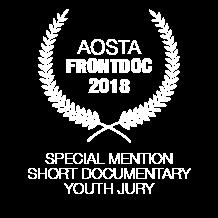 Menzione speciale cortometraggio Giuria giovani 2018