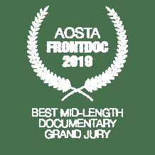 Premio Giuria Internazionale al miglior mediometraggio 2019
